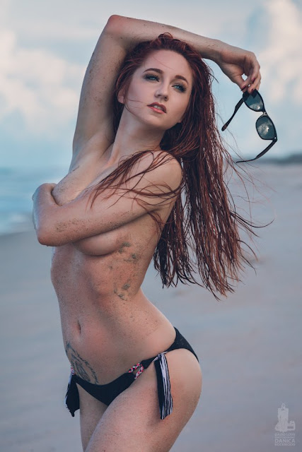 Danica Rockwood butt