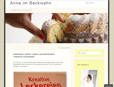 Anna im Backwahn