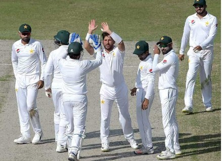 In the Dubai Test, Pakistan beat New Zealand by 16 runs
