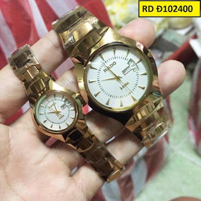 Đồng hồ cặp đôi Rado Đ102400