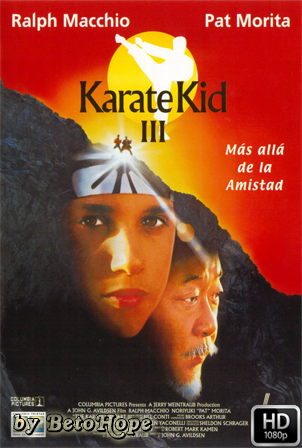 Karate Kid 3: El Desafio Final [1080p] [Latino-Ingles] [MEGA]