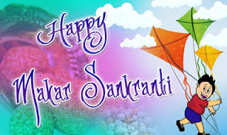 Happy Uttarayan Kite Images