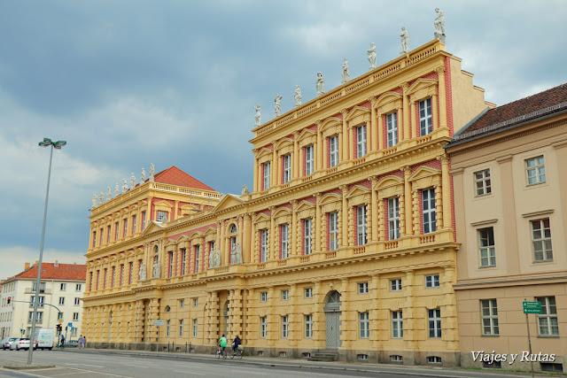 Stadtschloss, Alter Markt, Postdam