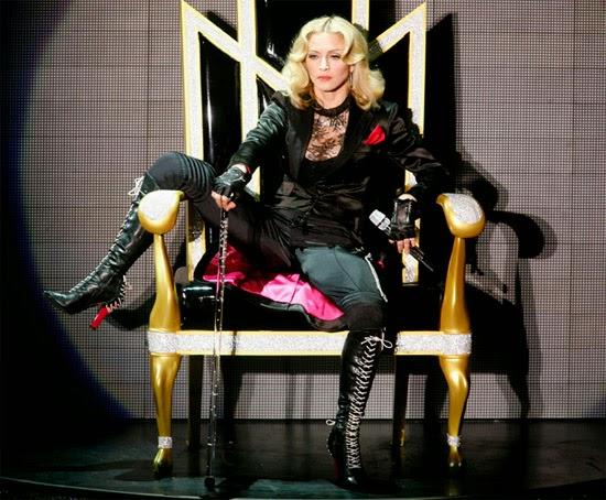 nome verdadeiro da Madonna