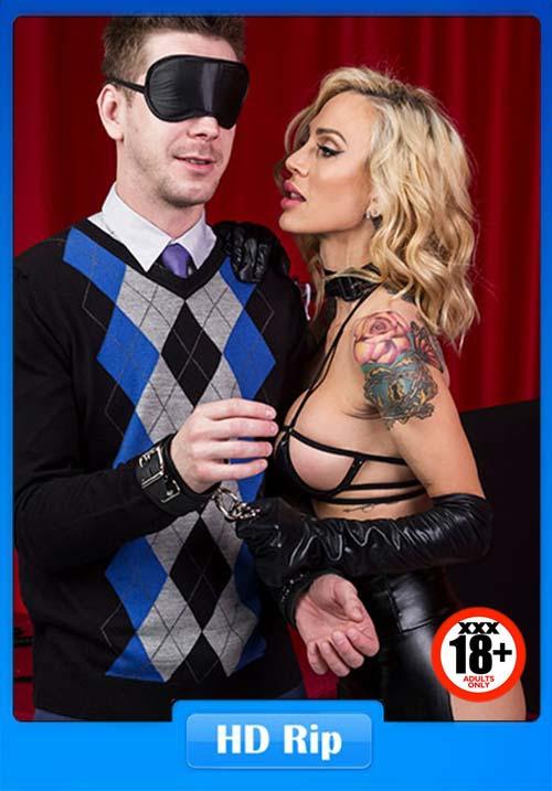 [18+] BrazzersExxtra Sarah Jessie Adult Video Kinky Convention XXX Poster