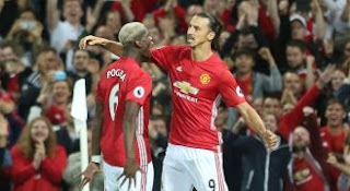Manchester United Vs Southampton 2-0 Video Cuplikan Gol
