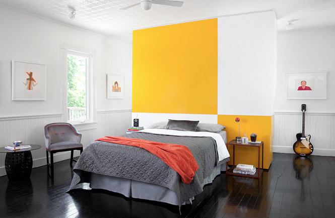 yellow-grey-bedroom