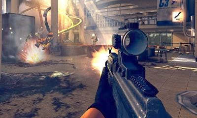 Download Modern Combat 4: Zero Hour Apk