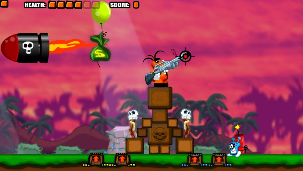 Alien Guard 2 Play Free Online Fun Game