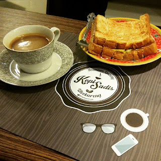 Food Test: Kopi Sadis Tembung