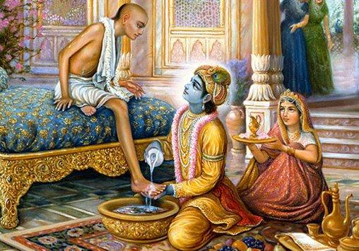 Hospitality in Hindu Culture