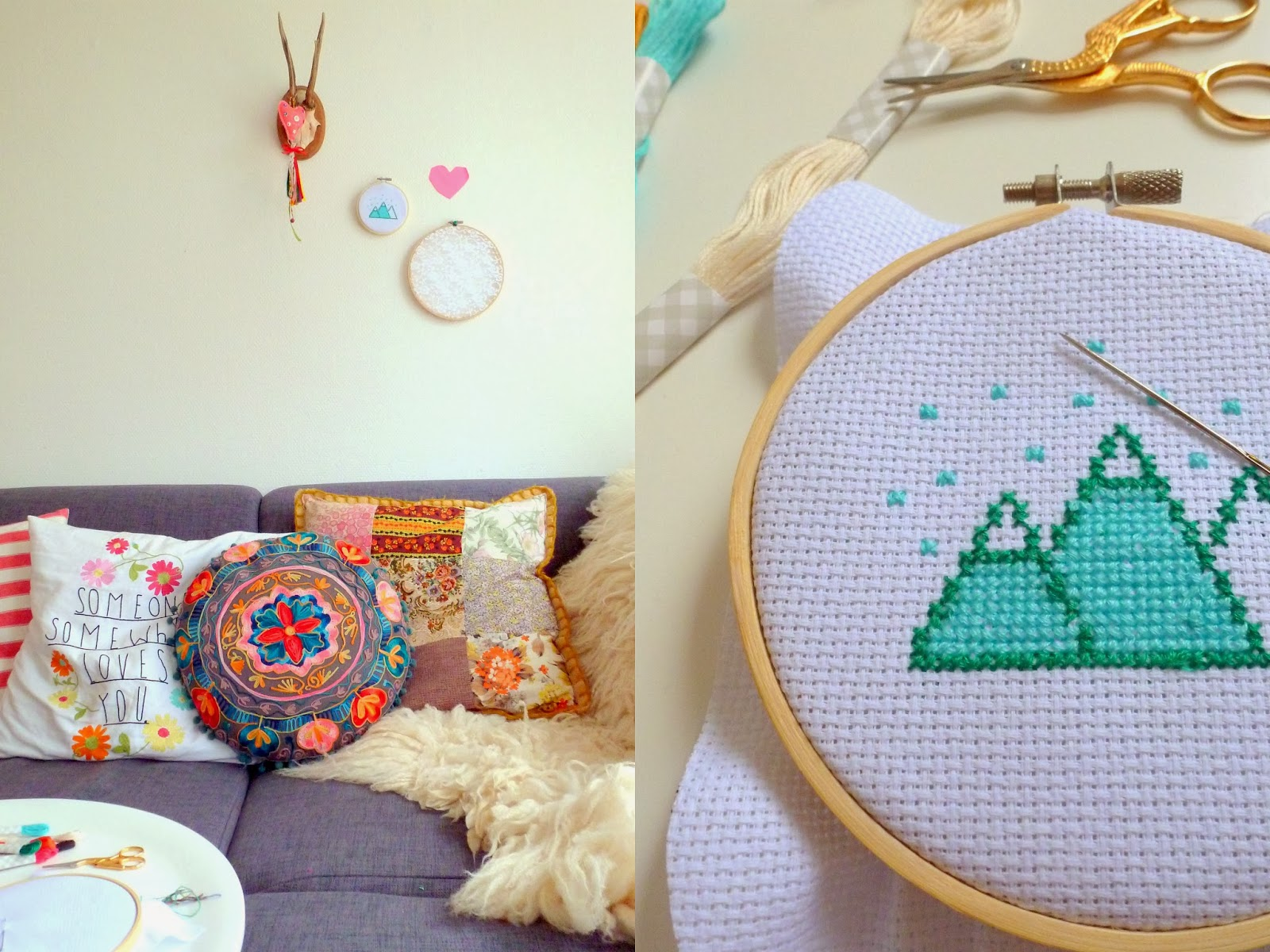 embroidery esmecat pinterest - photo #8