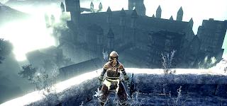 DarkSouls3 深みの聖堂 外観