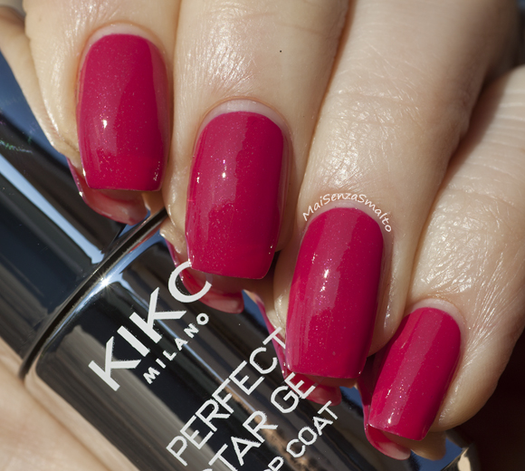 Kiko Perfect Star Gel Duo 04 Spontaneous Pink