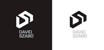 Corporate identity for David Szabo - final logo by Jules Muijsers