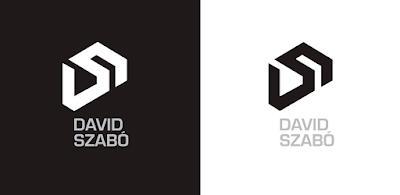 Corporate identity for David Szabo - final logo by Jules Muijsers