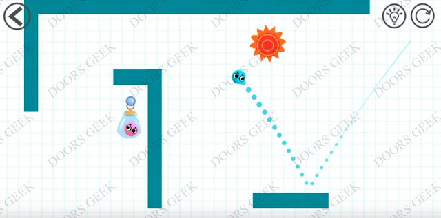Love Shots Level 84 Solution, Cheats, Walkthrough for Android and iOS