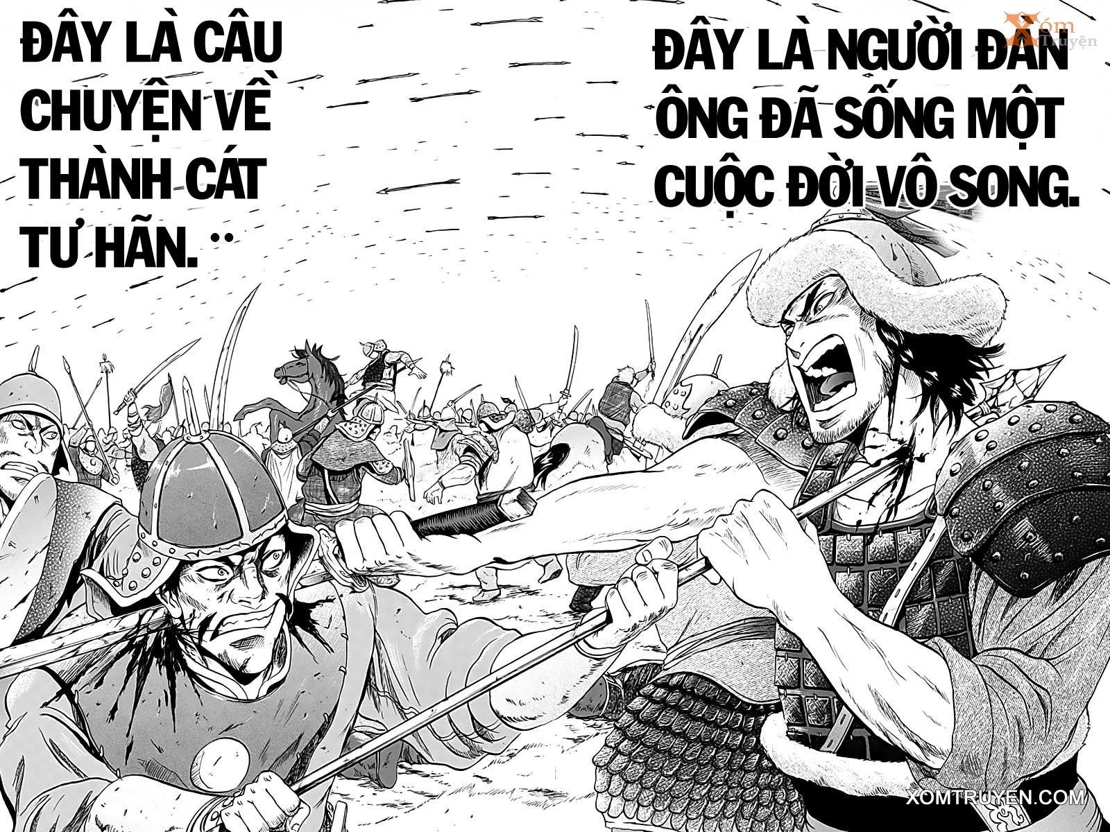 Horizon (okada takuya) chap 1 trang 4