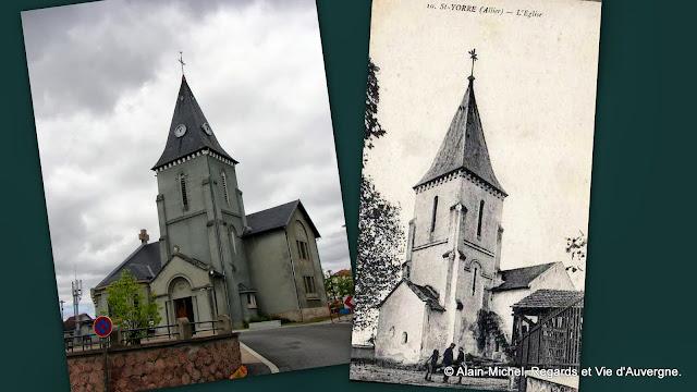 Saint-Yorre, l'église