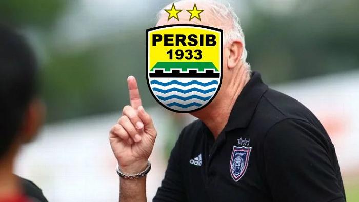 Terungkap! Wikipedia Sebut Pelatih Persib adalah Mario Gómez