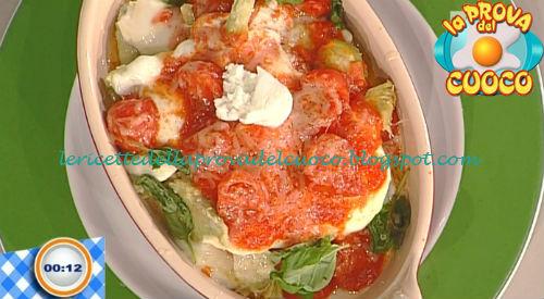 Parmigiana di carciofi ricetta Zoppolatti da Prova del Cuoco