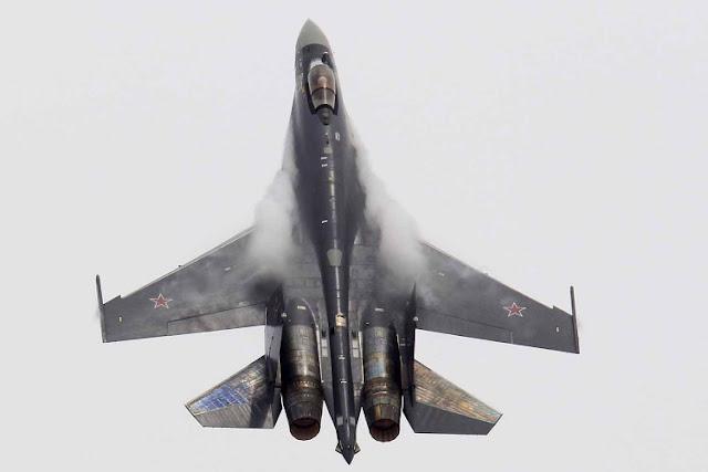 Maret Menhan Dipastikan Tandatangani Kontrak Pembelian Sukhoi SU-35