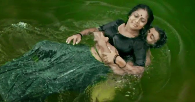 Vinutha Lal Hot Spicy Photos In Wet Dress In Parankimala ...