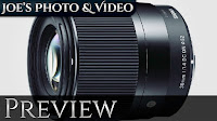 Sigma 30mm f/1.4 DC DN Contemporary Lens Announcement | Preview