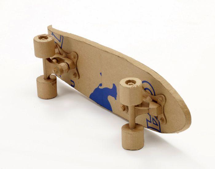 Скульптуры из картона. Chris Gilmour 48