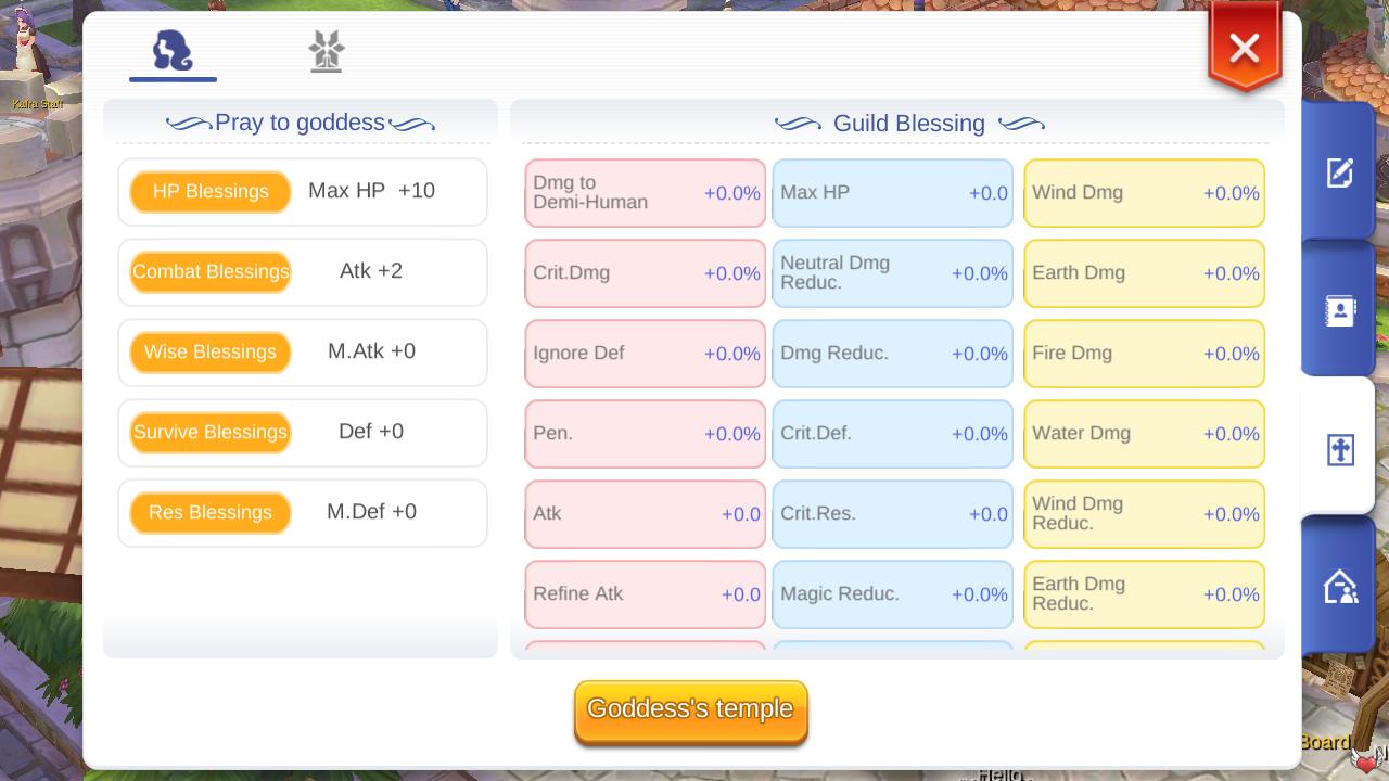 Ragnarok Mobile: Guild Stats
