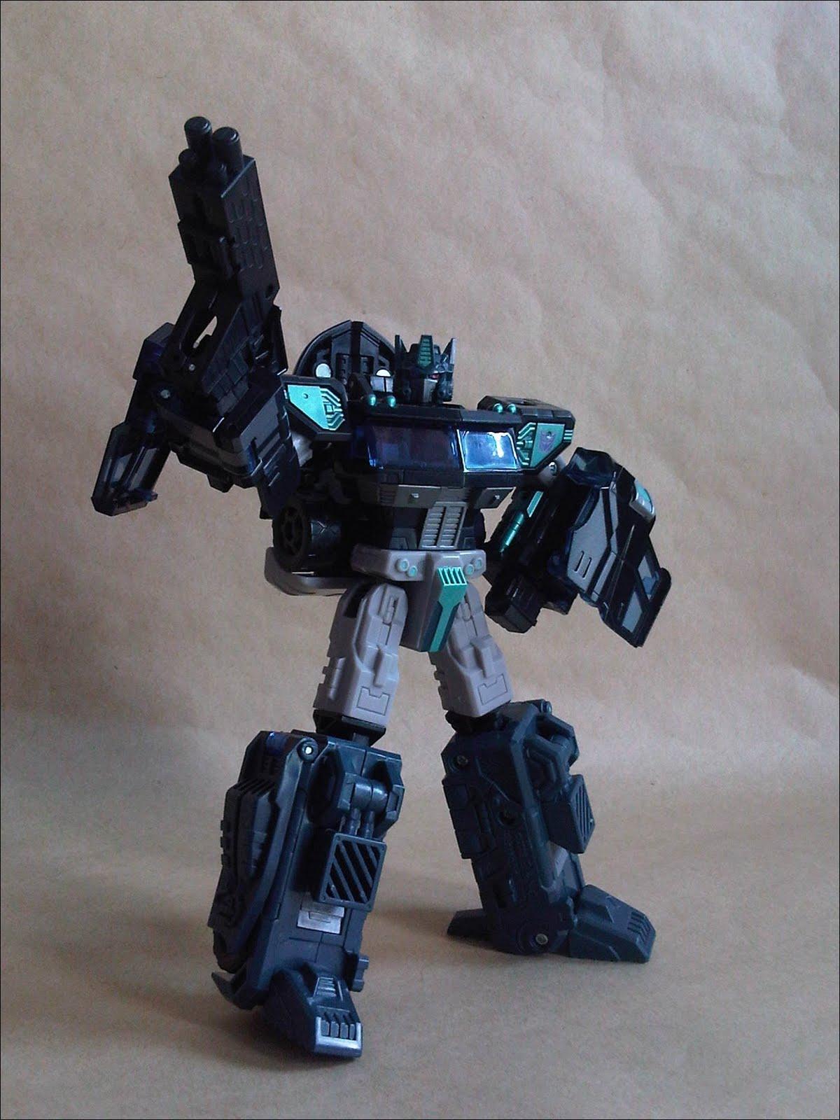 Antrex Collection Transformers Nemesis Prime 2008 Sdcc
