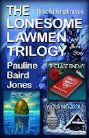 Pauline Baird Jones, author, writer, romantic suspense author, science fiction romance author, the last enemy
