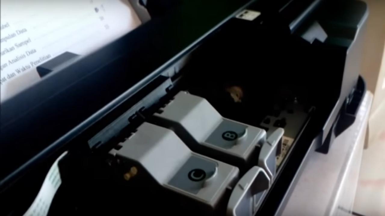 Cara Memperbaiki Printer Canon Error Kode 5100