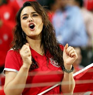 IPL खरीदना चाहती थी प्रीति जिंटा
