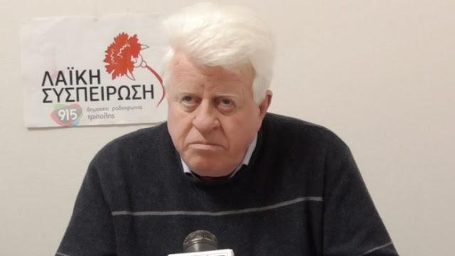 Ν. Γόντικας: Συνένοχοι όλοι για τις αισχρές διεκδικήσεις των μεγαλοεργολάβων (βίντεο)
