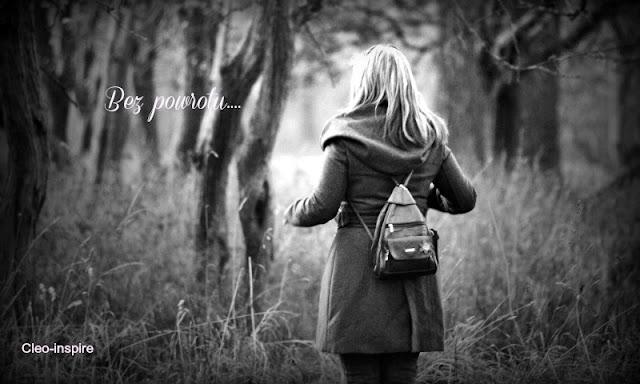 kobieta las