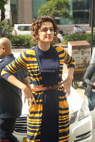 Taapsee Pannu looks super cute at United colors of Benetton standalone store launch at Banjara Hills ~  Exclusive Celebrities Galleries 082.JPG