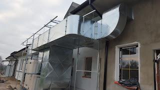 Montaż klimatyzacji i wentylacji zaprszamy www.kawer.pl