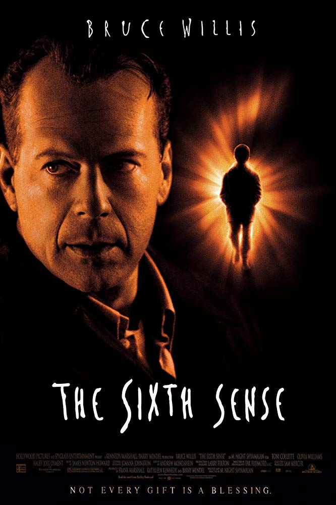 The Sixth Sense 1999 English Movie Bluray 720p With Bangla Subtitle