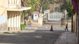 Capital of the Country in the Horn of Africa