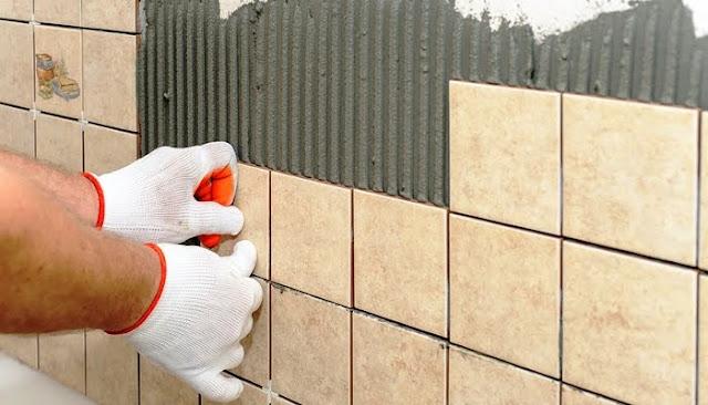 Cara Menghitung Biaya Pemasangan Keramik Dinding
