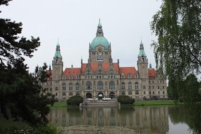 Que ver en hannover nuevo ayuntamiento