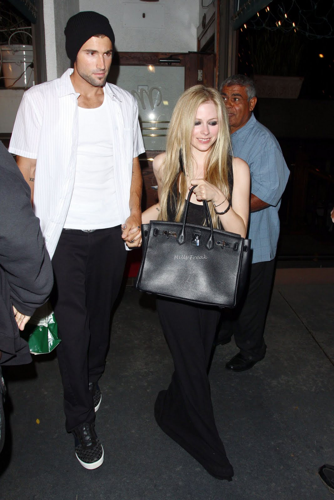 The best: is brody jenner dating avril lavigne 2011