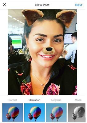 Bagaimana Cara Anda mendapatkan face filters di Instagram? Apa Face filters yang paling populer dan dapatkah saya menyimpan foto tanpa posting di Instagram?