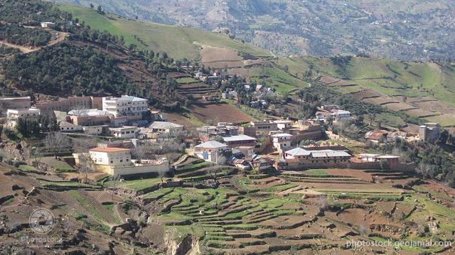 Douar Tamlaouguite Ketama Morocco