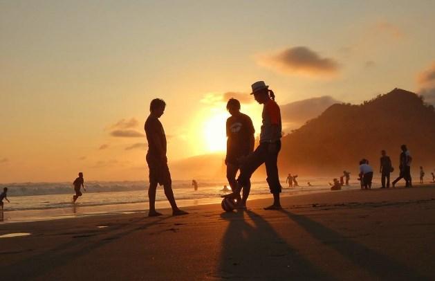 Pantai Suwuk Kebumen