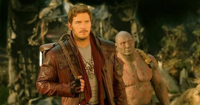 Chris Pratt regresará en Guardians of the Galaxy 2