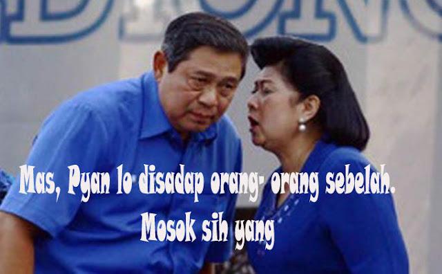 Dari pada Nyadap Komunikasi Pak SBY Mending Nyadap Hati Kamu
