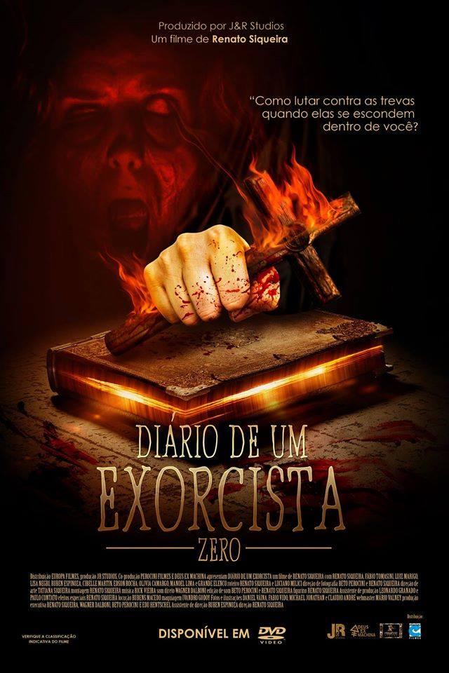 Diário de um Exorcista: Zero Nacional