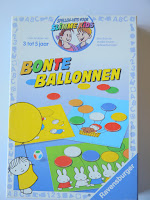 Bonte ballonnen, Ravensburger